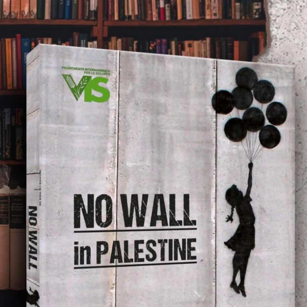No Wall in Palestine sito